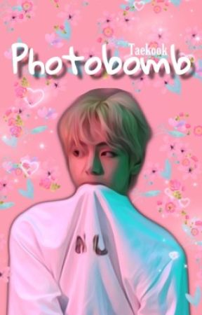 Photobomb [Taekook au]  by pinktaeee