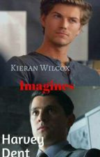 Harvey Dent And Kieran Wilcox Imagines  by Gabyudg