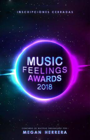Music Feelings Awards 2018 by M_Herzart