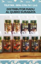 PUSATNYA - TELP/WA : 0896-5396-7611 (Tri)Agen Madu Herbal Al Qubro by pusatmadualqubro