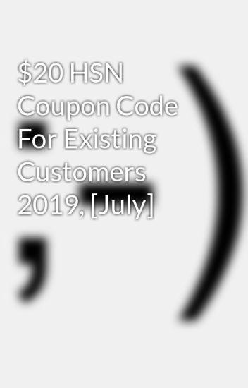 hsn coupon codes feb 2019