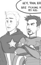 Irondad And Spiderson Oneshots by HaHaHaPain