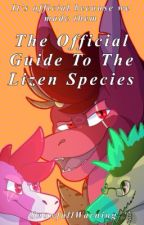 The Official Guide to the Lizen Species by SnowfallWarning