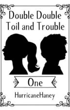 The Potter Twins: Book One by HurricaneHaney14