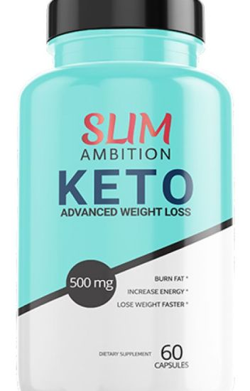 OFFICIAL WEBSITE (Slim Ambition Keto) REVIEWS AND WHERE TO