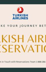 Turkish Airlines Reservations by flycoairtravelinfo