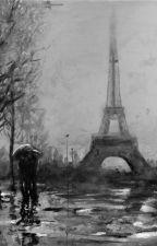 Paris in the rain I Taejun Sookai by Lovelpuff