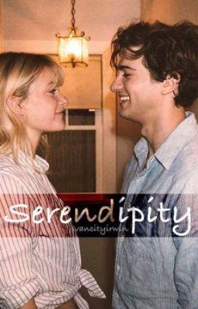 Serendipity   Hassandra (The Society) by vancityirwin