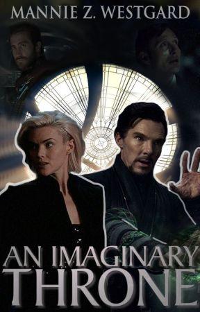An Imaginary Throne // Doctor Strange // Post FFH by MZ_Valeska