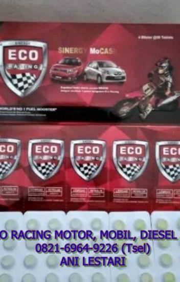 Sejarah ECO RACING Produk Penghemat BBM
