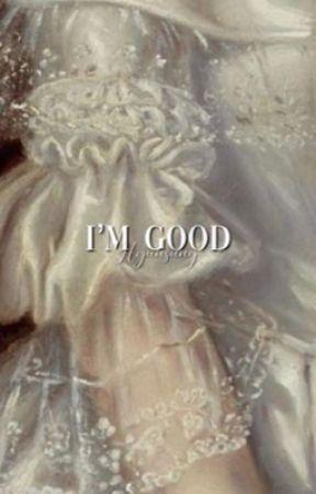 i'm good || hyunsung (hyunjin x jisung) by hugsforhyunjin