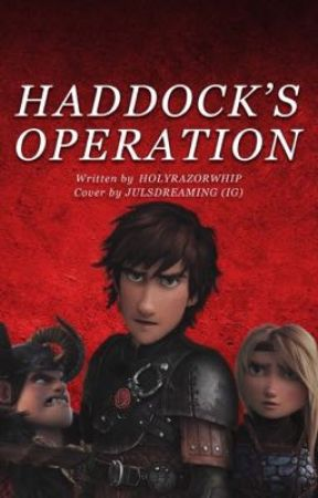 Haddock's Operation by ScribblingAddict