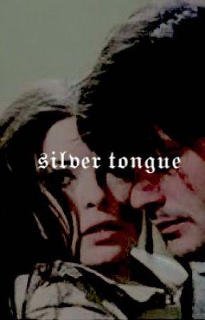 SILVER TONGUE (TWILIGHT) by dwiightkschrute