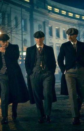 Peaky Blinders Collection by tobie123