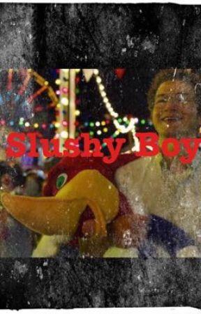 Slurpee Boy (Alexei x Reader) by Musicalchickennugget