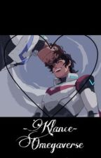 ~Klance Omegaverse au/ Mpreg~ by BlueKKWolf106
