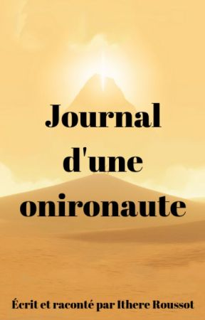 Journal d'une onironaute by Ewoksan
