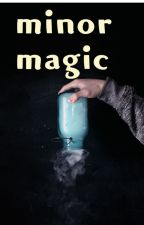 minor magic by Saku_AntiqueGarden