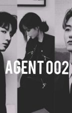 Agent 002 {ONGOING} by NadiaRishaa