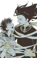 Aizawa x villain Izuku by animelovermhashiper
