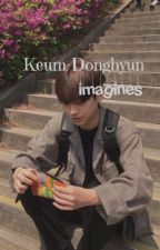 Keum Donghyun Imagines by softdejun