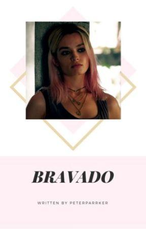 BRAVADO ( Stranger Things ) by peterparrker