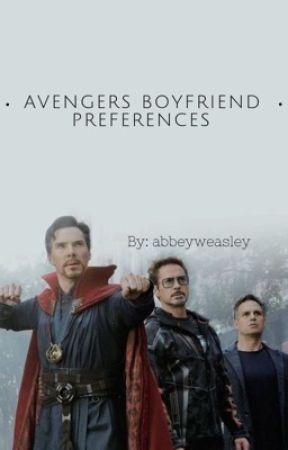 Avengers Boyfriend Preferences by abbeyweasley