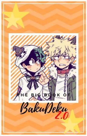 ♡《The big book of BAKUDEKU》♡ by Mani-Chan12