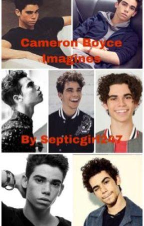 Cameron Boyce Imagines  by Septicgirl247