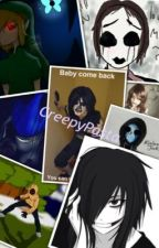 Ask The CreepyPastas by EyelessJade