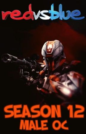 Red vs Blue Season 12: Male Oc by xSpartanLeox