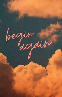 begin again | kookmin