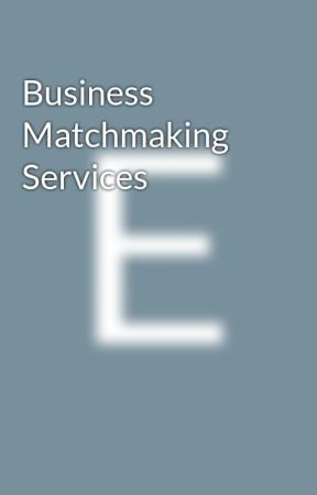 Business matchmaking B2B