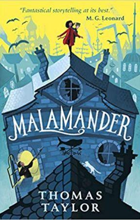 Malamander by Thomas Taylor by penguinindia
