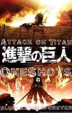 Attack on Titan OneShots by bluelanternforever