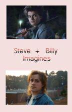 Steve + Billy Imagines by Nofunbby