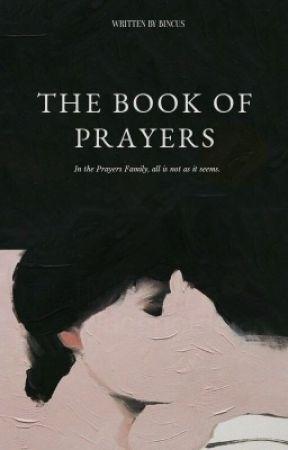 The Book of Prayers by bincus