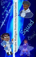 Hercules Mulligan Protection/Appreciation Squad by i_said_no669