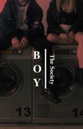 BOY. → CAMPBELL ELIOT by lustfulken