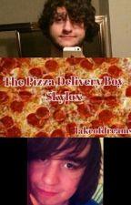 The Pizza Delivery Boy -Skylox- by dearmitchcountmein