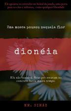 dionéia - Uma mosca pousou naquela flor by MarinaMah