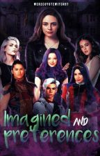 Imagines book (Requests Open) by WerecoyoteWitch97