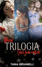 Box trilogia (Des)encantos by TaniaVGiovanelliTB1