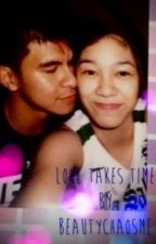 Love Takes Time: A Miefer Love Story by Beautychaosme