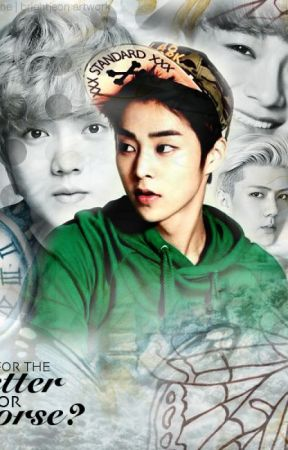 For the Better or Worst? | Book 1 | Xiuhan/Lumin| Editing Ch. 8 by Sweet_love_Exo_ships
