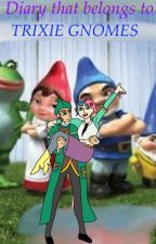 Diary that belongs to Trixie Gnomes (A Sherlock Gnomes Fanfiction) by Book_Lasso