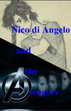 Nico di Angelo and the Avengers by KaylaKV