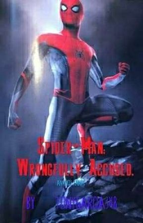 Spider-Man: Wrongfully Accused (An MCU Fanfic) - Surrender