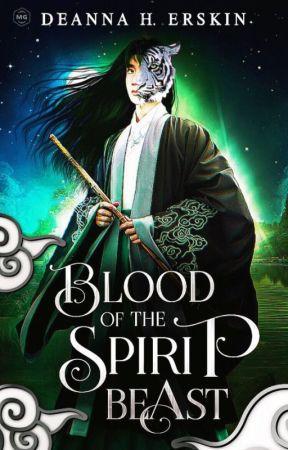 Blood of the Spirit Beast by DeannaHellerErskin