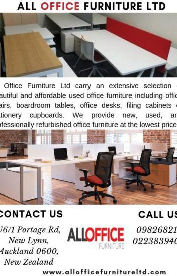 Used Office Furniture Disposal Hamilton